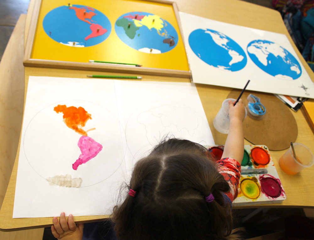 preschool-geography